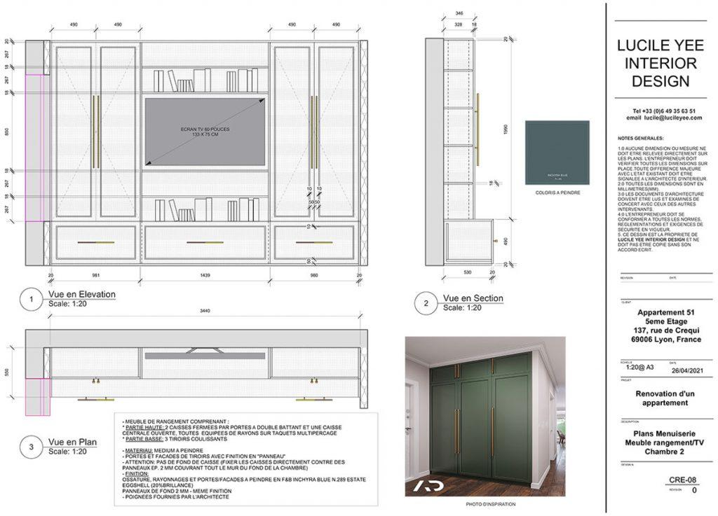 Lucile-Yee-Interiors-Elevation-drawings