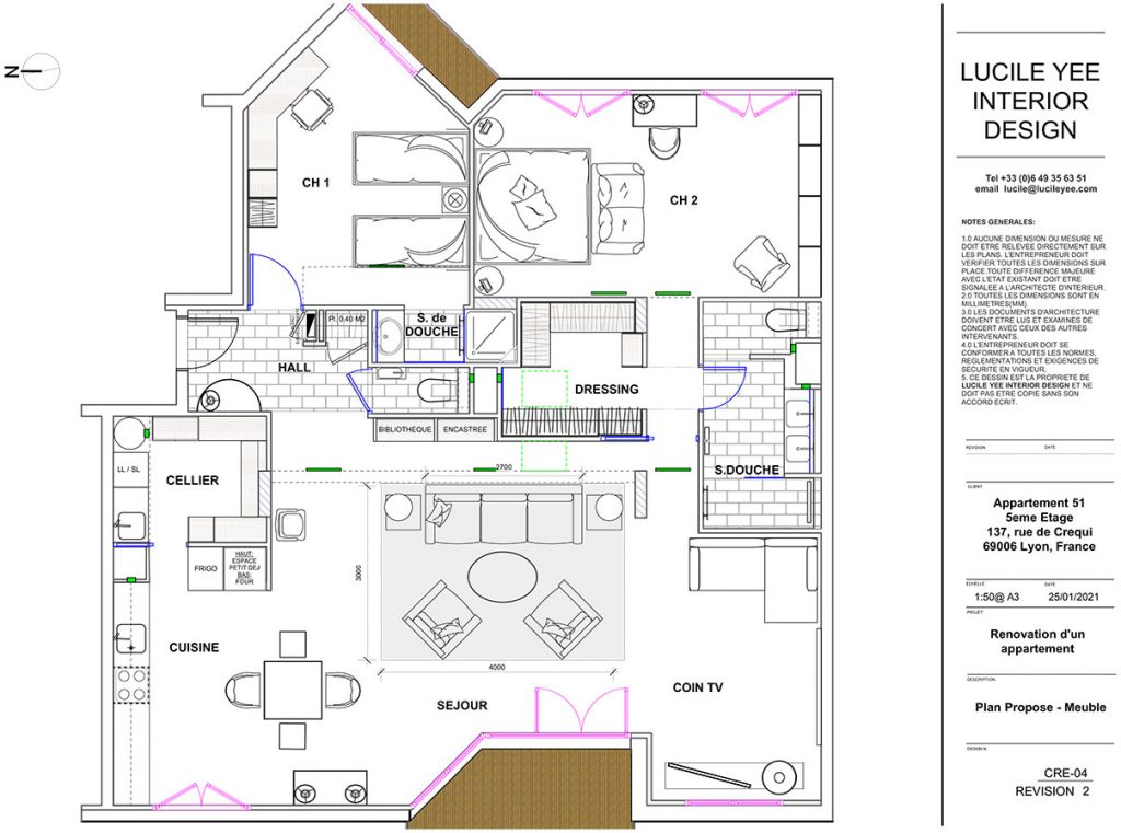 Lucile-Yee-Interiors-Furniture-drawings